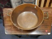 Copper Jelly Pan
