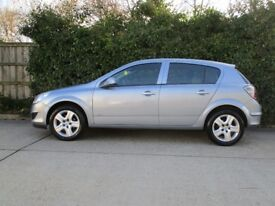 VAUXHALL ASTRA 1.6 ECOTEC CLUB 59 REGISTRATION (2010 MODEL)ONLY 1 ELDERLY OWNER FOR THE PAST 8 YEARS