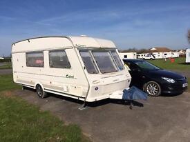 Abbey oxford caravan 1997