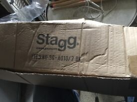 Guitar stand stagg 7 piece