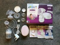 Philips Avent Natural Breast pump Single