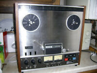 TEAC A-3300SX 2 TRACK MASTER RECORDER