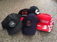 Baseball Hats from around the world.