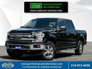 2018 Ford F-150 -