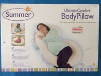 Pregnancy Support Body Pillow