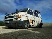 Vw t4 transporter camper 1.9TD swb rat van