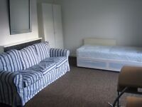 Awesome twin/triple room available now in Seven sisters !