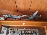 WW2 Diecast Model Aeroplane Collection