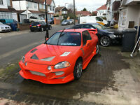 Honda Civic CRX 1.6 ESI VTEC Manual Will Listen to Serious Offers Fast & Furious Look Amazing Car