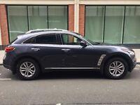 INFINITI FX 35 QX Q70 4WD 3.5L V6 307 BHP Sport edition LHD LEFT HAND DRIVE (BMW X5 MERCEDES ML GL)