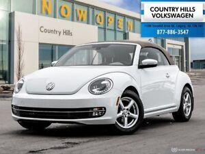 2016 Volkswagen The Beetle Convertible Comfortline 1.8T 6sp at w