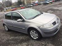 RENAULT MEGANE 2004 1.4 DYNAMIQUE COMES WITH PANARAMIC ROOF ***LADY OWNER***