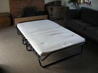 Jay-Be Royal Pocket Sprung Folding Double Guest Bed and Cover. Brand NEW frame. Jaybe.