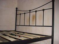 Rebecca Framed Bed