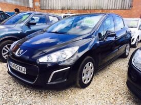 2012 62 PEUGEOT 308 HDI 1.6 *** ONLY £2695***
