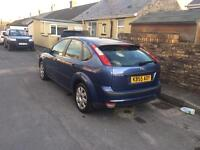 Ford Focus 1.4 lx 2006 reduced price