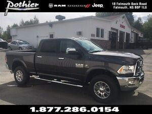 2017 Ram 3500 Laramie | DIESEL | LEATHER | HEATED SEATS |
