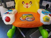 V tech musical rocking chair