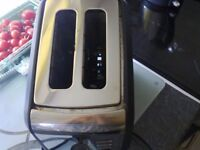 Toaster.......bargain.... Only £4