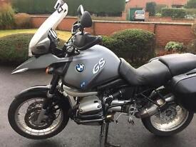 BMW r1150gs abs model