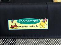 Mothercare Winnie The Pooh Travel Cot