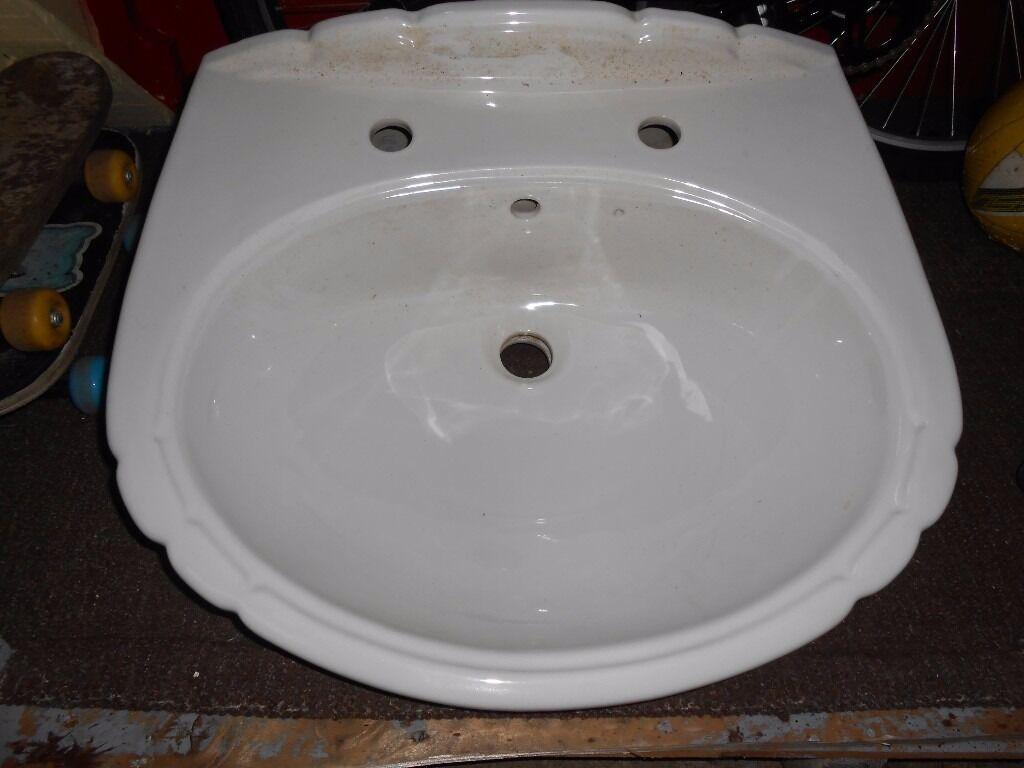 Bathroom Sinks Gumtree bathroom sink - karat (listed til sold) | in gateshead, tyne and