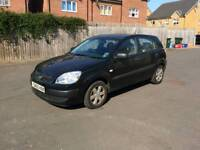 Automatic 1.4 Kia Rio 2006 with long MOT until May 2019 ,1st to drive will buy ,px welcome