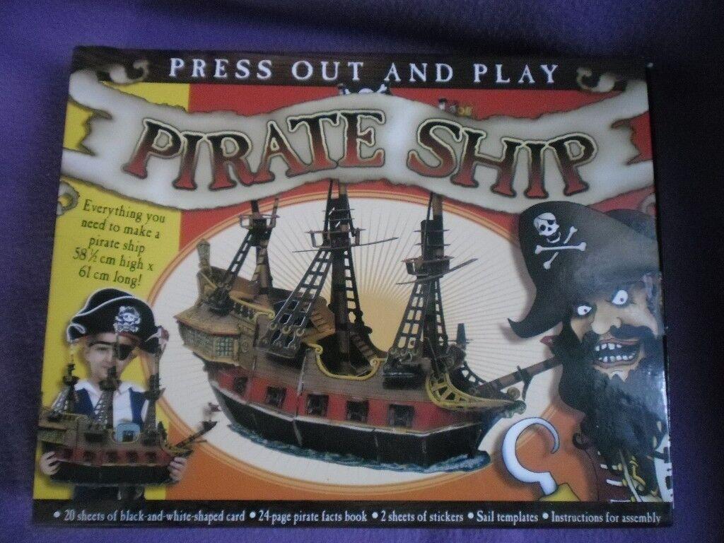 Pirate Ship Model Kit | in Birkenhead, Merseyside | Gumtree