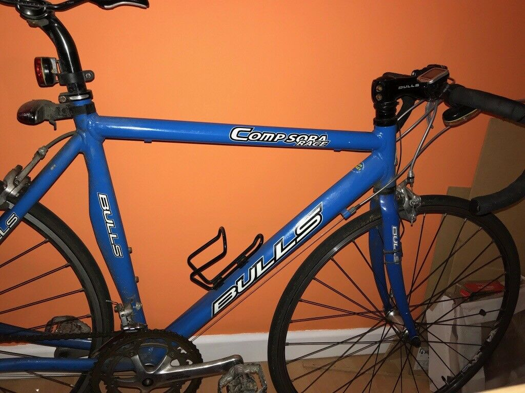 Blue Bulls Women's road bike