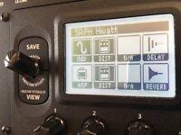 Line 6 POD HD500 multi FX and amp modelling. Original PSU included