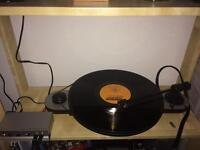 Pro-Ject vinyl player with pre-amp