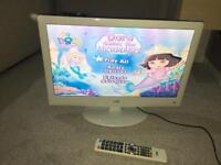 22 Inch LOGIK TV/DVD Combi