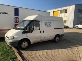 7eb5361781 Ford Transit VAN SWB DIESEL 2.0TDi (85ps) - Very Good Inside - T260