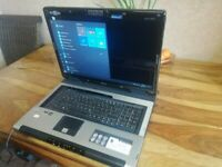 Acer Aspire 9920G, 20 inch Multimedia Monster Laptop
