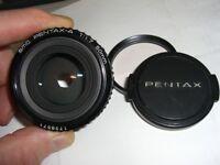 Pentax 50mm 1.7 SMC