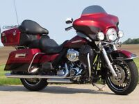2013 Harley-Davidson Electra Glide Ultra Limited  TruDual Exhaus