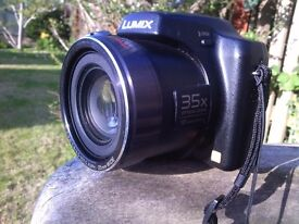 Panasonic Lumix DMC LZ30 16 Mp Bridge Camera