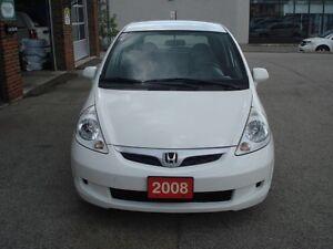 2008 Honda Fit DX