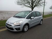 2009 CITROEN C4 PICASSO 5 VTR+ HDI SILVER - Fitted with CGON Ezero1 Emissions Reduction System