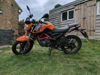 KSR GRS 125cc