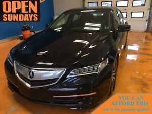 2015 Acura TLX TECH PACKAGE! LEATHER! SUNROOF! NAVI!