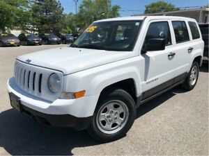 2015 Jeep Patriot Sport/North NICE LOCAL TRADE IN!!