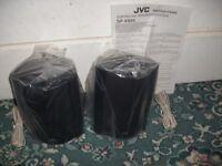 2 JVC SP-XS55 Speaker System ID 37/10/17