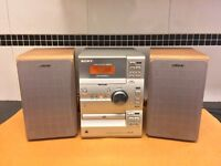 Sony CMT-CP1 Micro Hifi Shelf Stereo with CD Player / Radio Tuner / AUX inputs