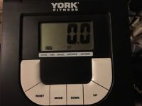 York Fitness excercise bike