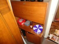 drink brown cabinet for sale