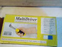 Multi driver and a Power wrench