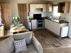 BRAND NEW STATIC CARAVAN FOR SALE IN NORTH WALES! INCLUDING 2017 SITE FEES!