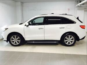2016 Acura MDX ELITE  ACURA CANADA CERTIFIED PROGRAM 7 YEARS 130