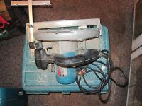 makita 240 volt power saw